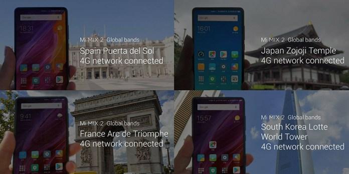 Xiaomi Mi Mix 2 smartphone Android 5 copiar