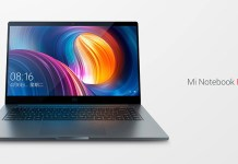 Xiaomi Mi Notebook Pro PC