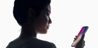 Face ID Apple iPhone X iOS