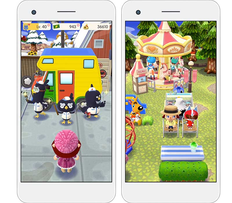 Pocket Camp anunciado para Android e IOS — Animal Crossing