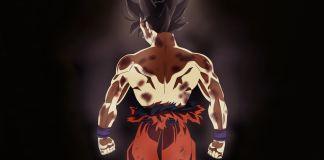 Goku Vegeta Dragon Ball Super