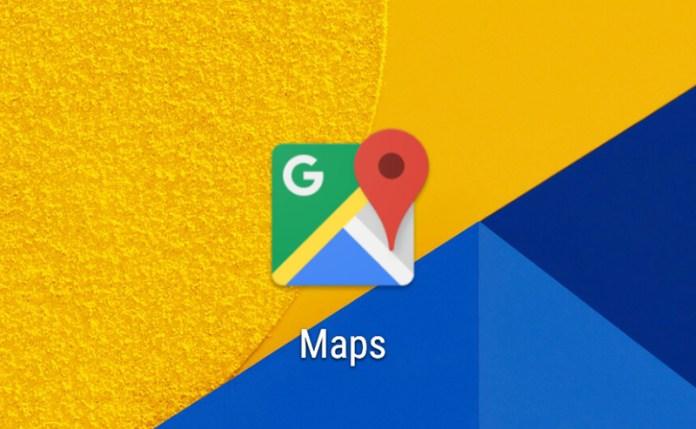 Google Maps Guias