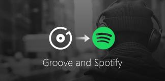 Groove Music Spotify Apple Music-min