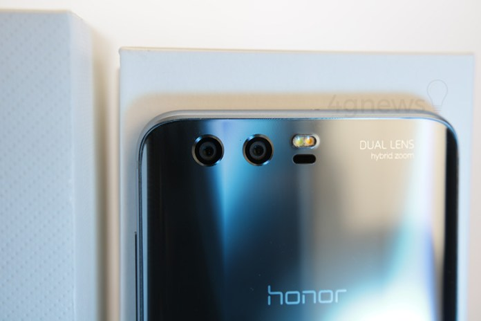 Face Unlock Honor 9 Android Smartphone Análise Review
