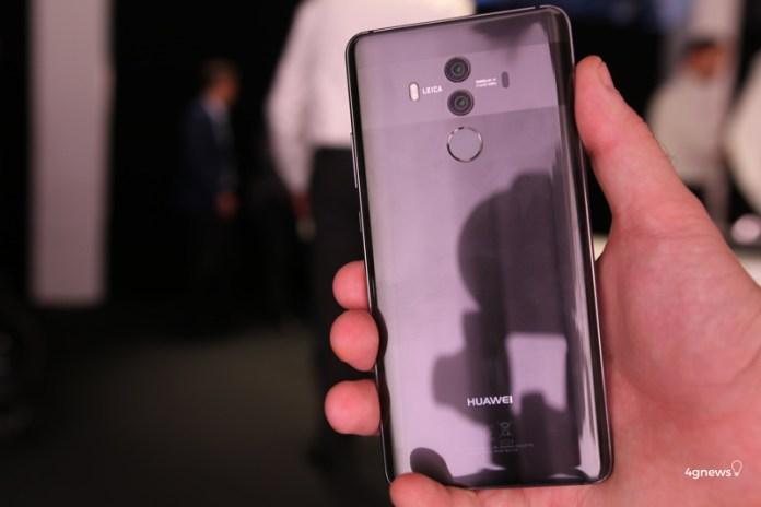 Samsung Galaxy S9 Huawei P10 Huawei Mate 10