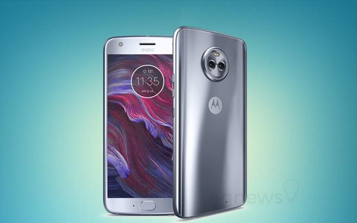 ROM oficial Firmware oficial Motorola Moto X4
