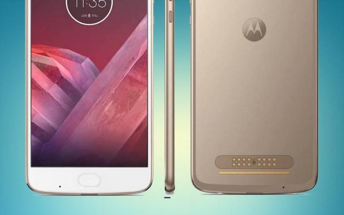 Motorola Moto Z2 Play Android