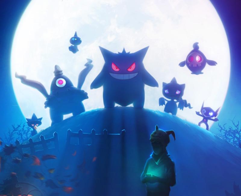 Games - Pokémon GO: evento de Halloween é anunciado