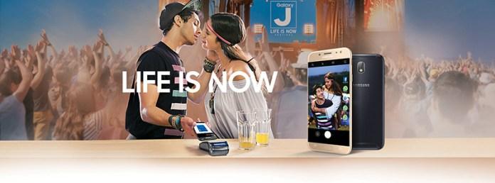 Samsung Galaxy J7 Pro software