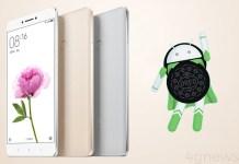 Xiaomi Mi Max Android Oreo