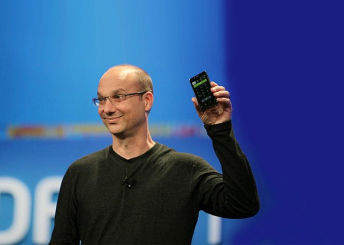 Android Andy Rubin Essential Phone Android