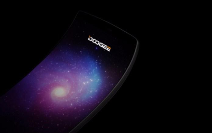 Doogee Mix 3 - O smartphone Android chegará com ecrã flexível
