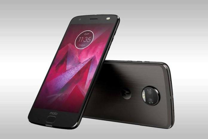 Motorola Moto Z2 Force KRACK atualização