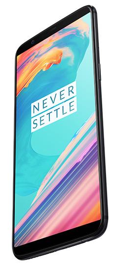 OnePlus 5T novo smartphone 1