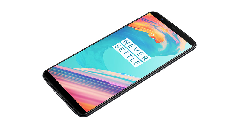 OnePlus 5T novo smartphone 6