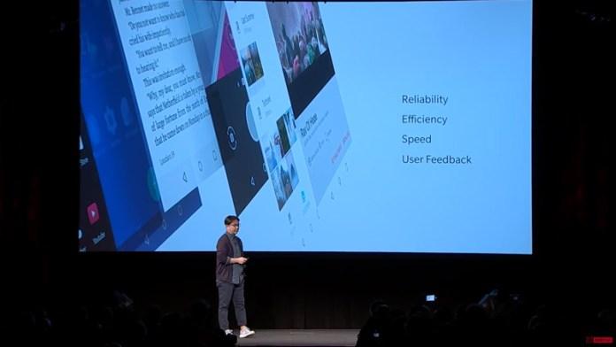 OnePlus 5T novo smartpone