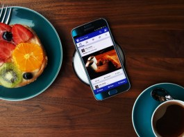 Samsung Galaxy S6 atualização Android