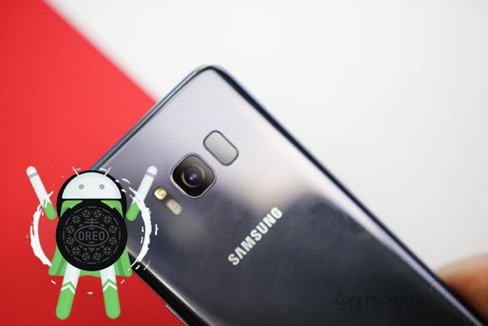 Samsung Galaxy S8+ Samsung Galaxy S8 Android Oreo