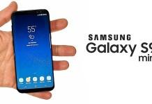 Samsung Galaxy S9 mini smartphone 1