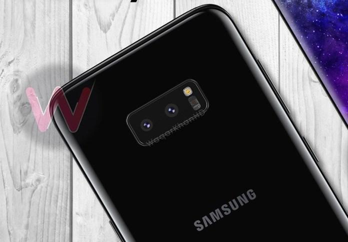 Samsung Galaxy S9 Apple Face ID