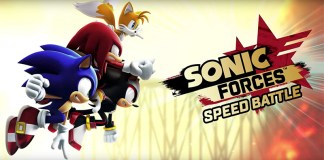 Sonic Forces- Speed Battles SEGA Android iOS
