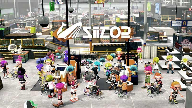 Splatoon 2 prepara-se para receber novos cenários e modos de jogo