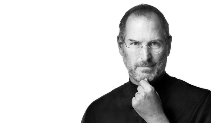 A história por trás da mítica fotografia de Steve Jobs