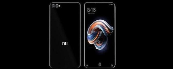 Xiaomi Mi 7 imagens