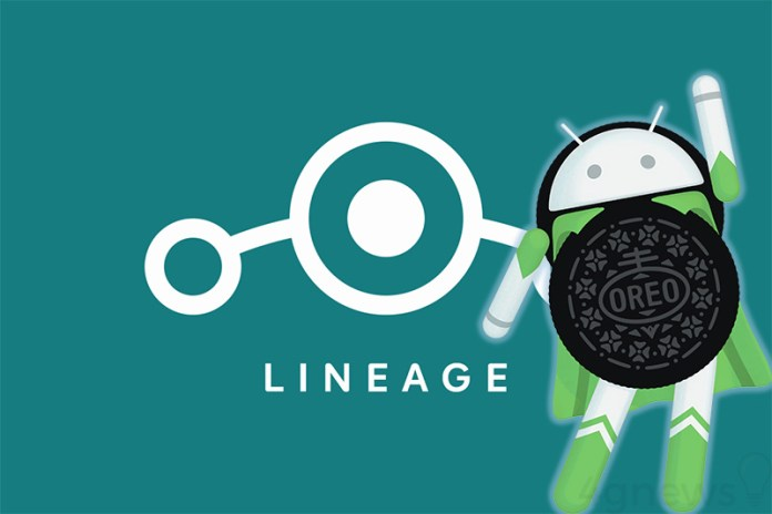 Android Oreo 8.1 LineageOS 15.1