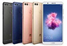Android Oreo 8.0 Huawei Enjoy 7S