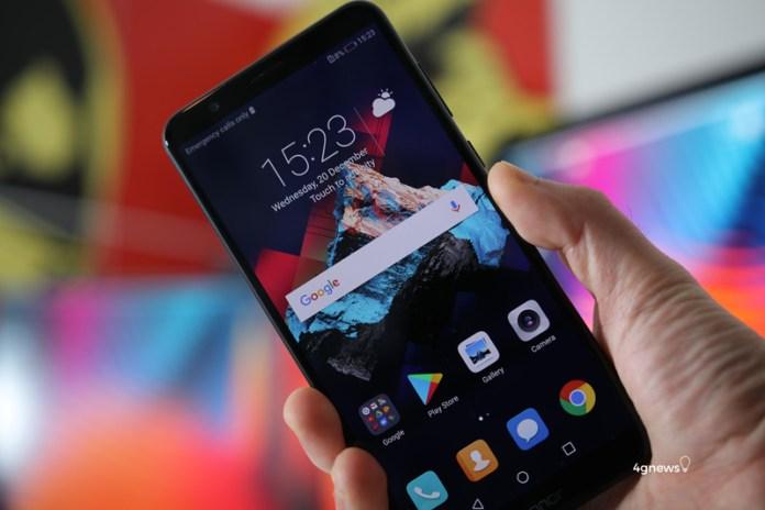 EMUI 8.0 Beta Europa Android Oreo Huawei smartphone Android Honor 7C Huawei Honor 7X smartphone Android Portugal Face Unlock