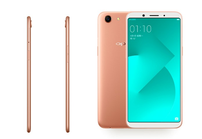 OPPO A83 smartphone Android
