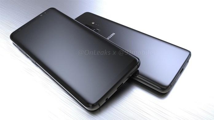 características especificações Samsung Galaxy S8 Samsung Galaxy S9