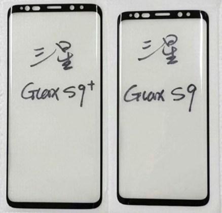 RAM características especificações Samsung Galaxy S9 Galaxy S9+ bateria
