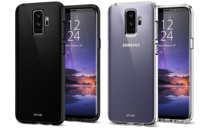 características especificações Samsung Galaxy S9+