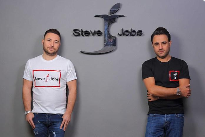 """""""Steve Jobs"""" é uma marca de roupa e a Apple não pode fazer nada"""