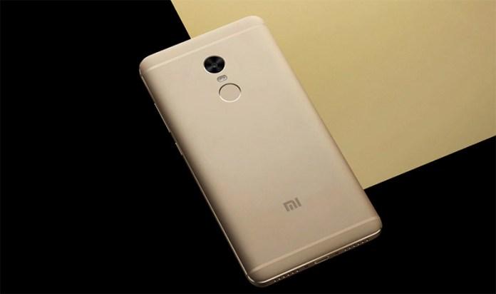 Xiaomi Redmi Note 4 Android Oreo