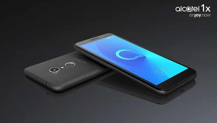 Alcatel 5 smartphones Android smartphones CES 2018