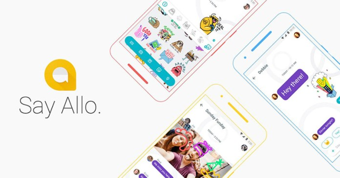Google Pay Google Duo Google Allo