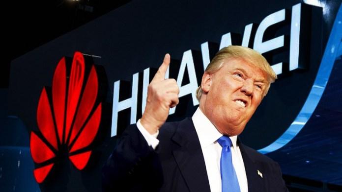 Huawei, ZTE, Honor e Nubia. Todas elas podem ser banidas dos EUA