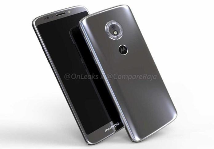 Motorola Moto G6 Play Anroid