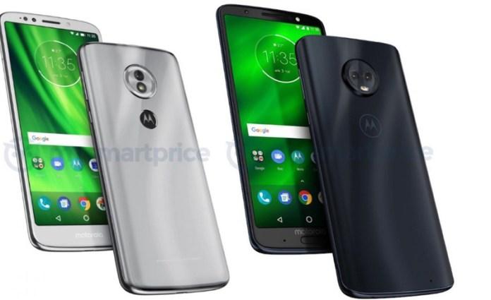 Motorola Moto G6, G6 Plus e G6 Play - Tudo o que precisas de saber