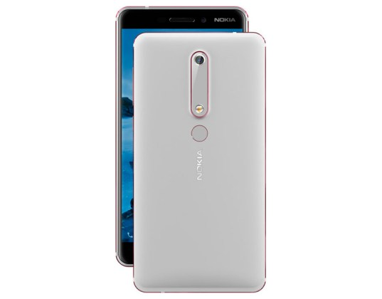 oficial Nokia 6 2018 smartphone Android 1