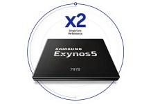 Samsung Galaxy Samsung Exynos 5