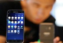 Samsung Galaxy S6 Android Oreo ibtimes