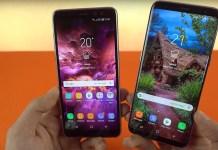 Samsung Galaxy S8 Samsung Galaxy A8 Android Oreo