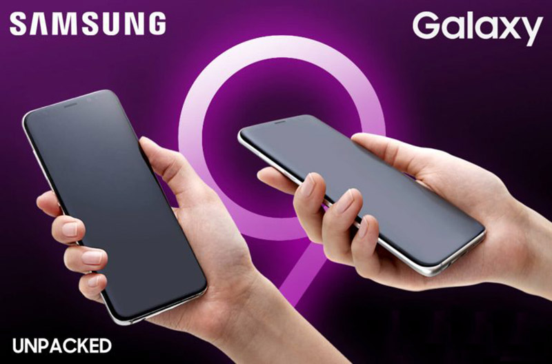 Galaxy S9: Vídeo revela tecnologia de desbloqueio do novo Android da Samsung