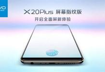 Vivo X20 Android futuro smartphone