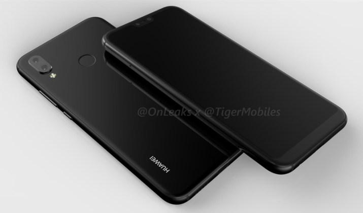 Huawei P20 Lite smartphone Android Huawei P20 Plus Android Oreo EMUI 8