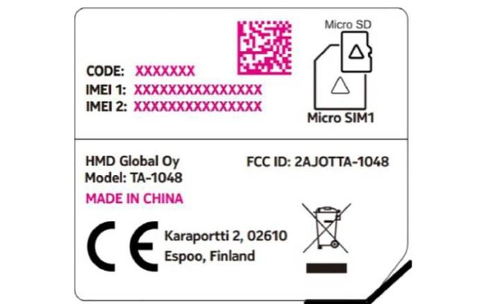Nokia 4 smartphone Android HMD Global smartphones